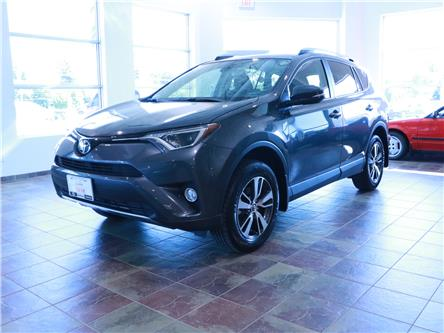 2018 Toyota RAV4 XLE (Stk: 195921) in Kitchener - Image 1 of 32