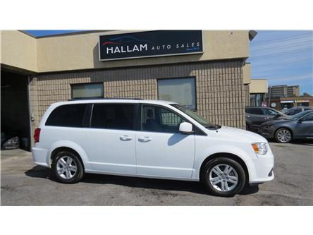 2018 Dodge Grand Caravan Crew (Stk: ) in Kingston - Image 2 of 18