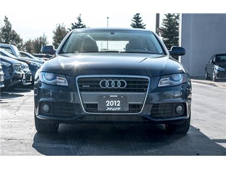 2012 Audi A4 2.0T Premium (Stk: C6901A) in Woodbridge - Image 2 of 19