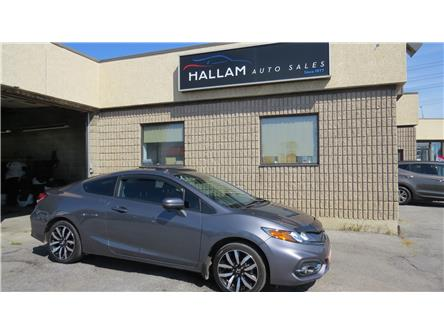 2014 Honda Civic EX-L Navi (Stk: ) in Kingston - Image 1 of 19
