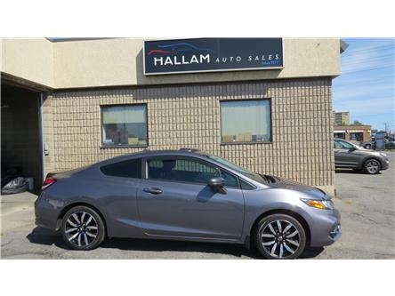 2014 Honda Civic EX-L Navi (Stk: ) in Kingston - Image 2 of 19