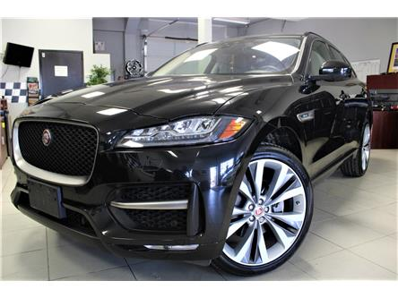2017 Jaguar F-PACE 35t R-Sport (Stk: 894032) in Bolton - Image 1 of 25