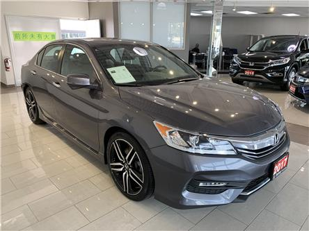 2017 Honda Accord Sport (Stk: 16397A) in North York - Image 1 of 26