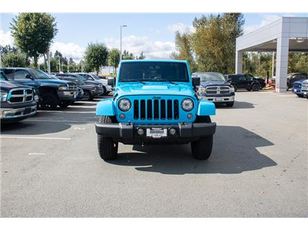 2018 Jeep Wrangler JK Unlimited Sahara (Stk: AB0904) in Abbotsford - Image 2 of 27