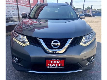 2015 Nissan Rogue SL (Stk: 843221) in Toronto - Image 2 of 14