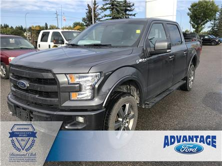 2015 Ford F-150 Lariat (Stk: K-1986A) in Calgary - Image 1 of 24