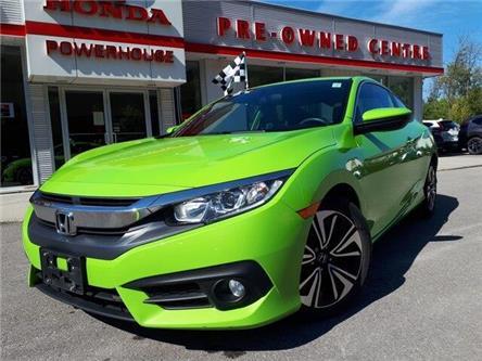2016 Honda Civic EX-T (Stk: E-2262) in Brockville - Image 1 of 27
