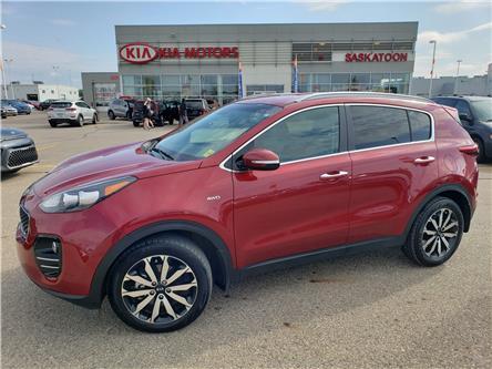2018 Kia Sportage EX (Stk: SL001) in Saskatoon - Image 1 of 30