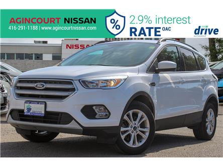 2018 Ford Escape SE (Stk: U12640) in Scarborough - Image 1 of 27
