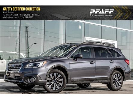 2016 Subaru Outback 3.6R Limited Package (Stk: SU0103) in Guelph - Image 1 of 22