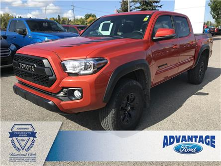 2018 Toyota Tacoma Limited (Stk: K-1886A) in Calgary - Image 1 of 27