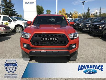 2018 Toyota Tacoma Limited (Stk: K-1886A) in Calgary - Image 2 of 27