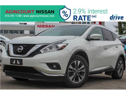 2015 Nissan Murano SL (Stk: U12578A) in Scarborough - Image 1 of 25