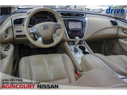 2015 Nissan Murano SL (Stk: U12578A) in Scarborough - Image 2 of 25