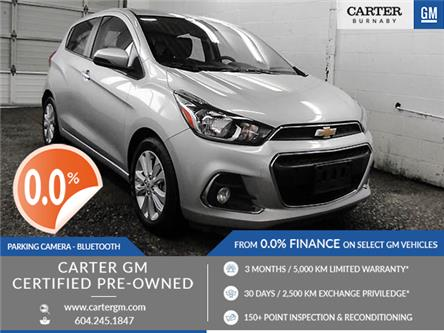 2018 Chevrolet Spark 1LT CVT (Stk: P9-59490) in Burnaby - Image 1 of 24