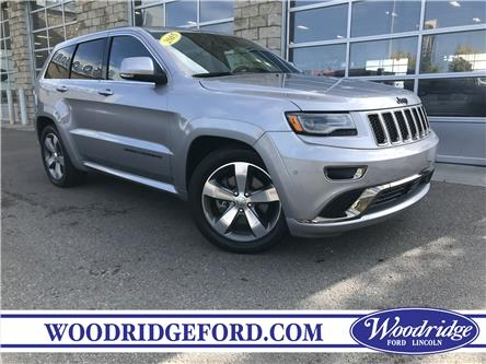 2015 Jeep Grand Cherokee Overland (Stk: K-2806A) in Calgary - Image 1 of 23
