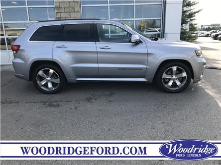 2015 Jeep Grand Cherokee Overland (Stk: K-2806A) in Calgary - Image 2 of 23