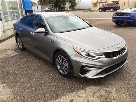 2019 Kia Optima LX+ (Stk: 210176) in Brooks - Image 1 of 20