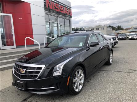 2016 Cadillac ATS 2.0L Turbo Luxury Collection (Stk: N91-5532B) in Chilliwack - Image 1 of 16