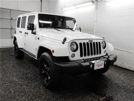 2015 Jeep Wrangler Unlimited Sahara (Stk: K5-13741) in Burnaby - Image 2 of 23