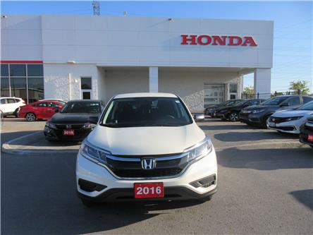 2016 Honda CR-V LX (Stk: 27420L) in Ottawa - Image 2 of 14