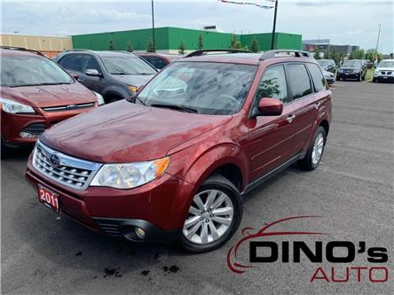 2011 Subaru Forester  (Stk: 730467) in Orleans - Image 1 of 29