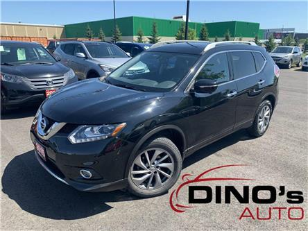 2015 Nissan Rogue  (Stk: 802406) in Orleans - Image 1 of 30
