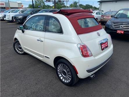 2013 Fiat 500C Lounge (Stk: 511124) in Orleans - Image 2 of 29