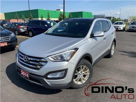 2014 Hyundai Santa Fe Sport  (Stk: 162331) in Orleans - Image 1 of 30