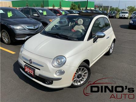 2012 Fiat 500C Lounge (Stk: 196301) in Orleans - Image 1 of 26