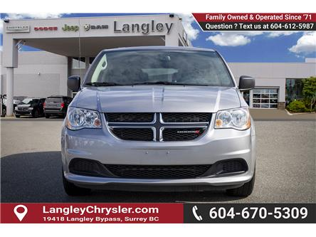 2018 Dodge Grand Caravan CVP/SXT (Stk: EE910960) in Surrey - Image 2 of 23