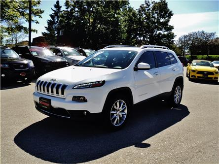 2017 Jeep Cherokee Limited (Stk: 1497A) in Orangeville - Image 2 of 25
