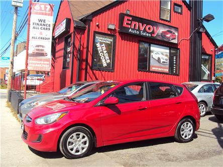 2014 Hyundai Accent GLS (Stk: ) in Ottawa - Image 1 of 28