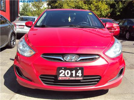 2014 Hyundai Accent GLS (Stk: ) in Ottawa - Image 2 of 28