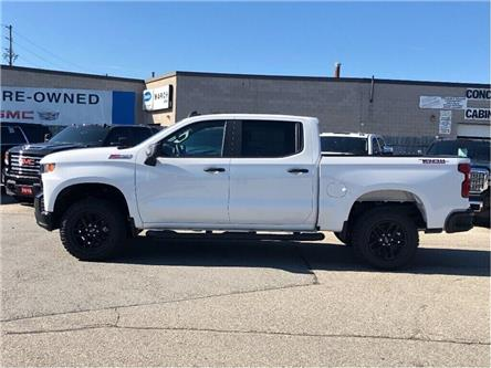 2020 Chevrolet Silverado 1500 Silverado Custom Trail Boss (Stk: 103689) in Milton - Image 2 of 15