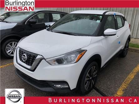 2019 Nissan Kicks SV (Stk: Y1155) in Burlington - Image 1 of 5
