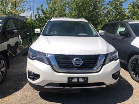 2019 Nissan Pathfinder Platinum (Stk: Y4049) in Burlington - Image 2 of 5