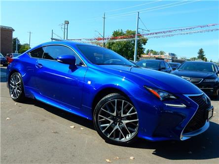 2015 Lexus RC 350 Base (Stk: JTHSE5) in Kitchener - Image 1 of 27