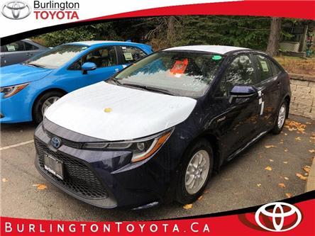 2020 Toyota Corolla Hybrid Base (Stk: 202164) in Burlington - Image 1 of 5