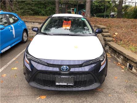 2020 Toyota Corolla Hybrid Base (Stk: 202164) in Burlington - Image 2 of 5