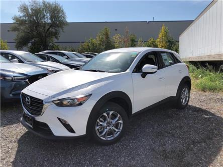2019 Mazda CX-3 GS (Stk: 19-508) in Woodbridge - Image 1 of 15
