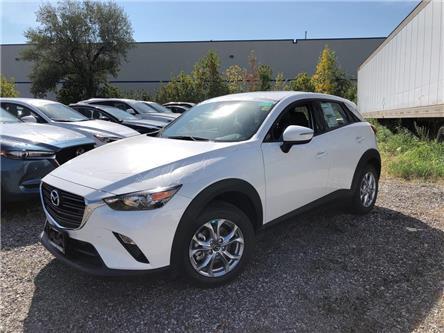 2019 Mazda CX-3 GS (Stk: 19-508) in Woodbridge - Image 2 of 15
