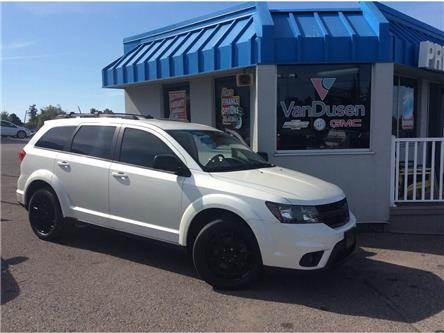 2016 Dodge Journey SXT/Limited (Stk: B7487A) in Ajax - Image 1 of 22