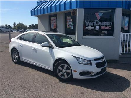 2016 Chevrolet Cruze LT 2LT (Stk: B7524) in Ajax - Image 1 of 25
