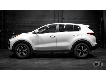 2020 Kia Sportage LX (Stk: CT19-395) in Kingston - Image 1 of 35