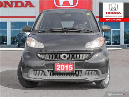 2015 Smart Fortwo  (Stk: 19857A) in Cambridge - Image 2 of 27