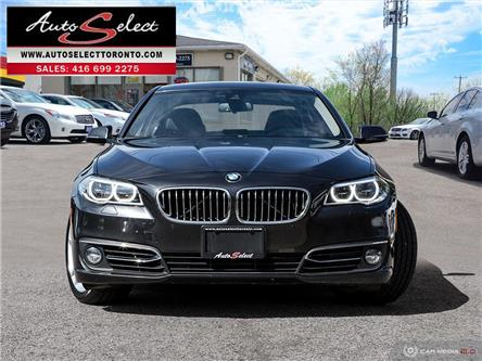 2015 BMW 535i xDrive (Stk: X1CG261) in Scarborough - Image 2 of 30