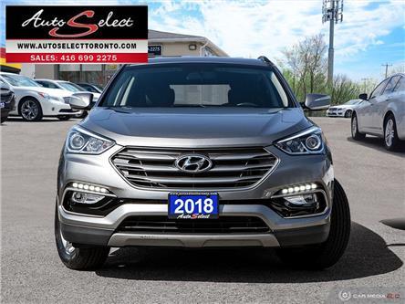 2018 Hyundai Santa Fe Sport AWD (Stk: 1HGETF1) in Scarborough - Image 2 of 30