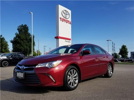 2015 Toyota Camry Hybrid  (Stk: 19574A) in Bowmanville - Image 1 of 26