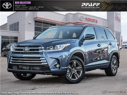 2019 Toyota Highlander Limited AWD (Stk: H19679) in Orangeville - Image 1 of 24